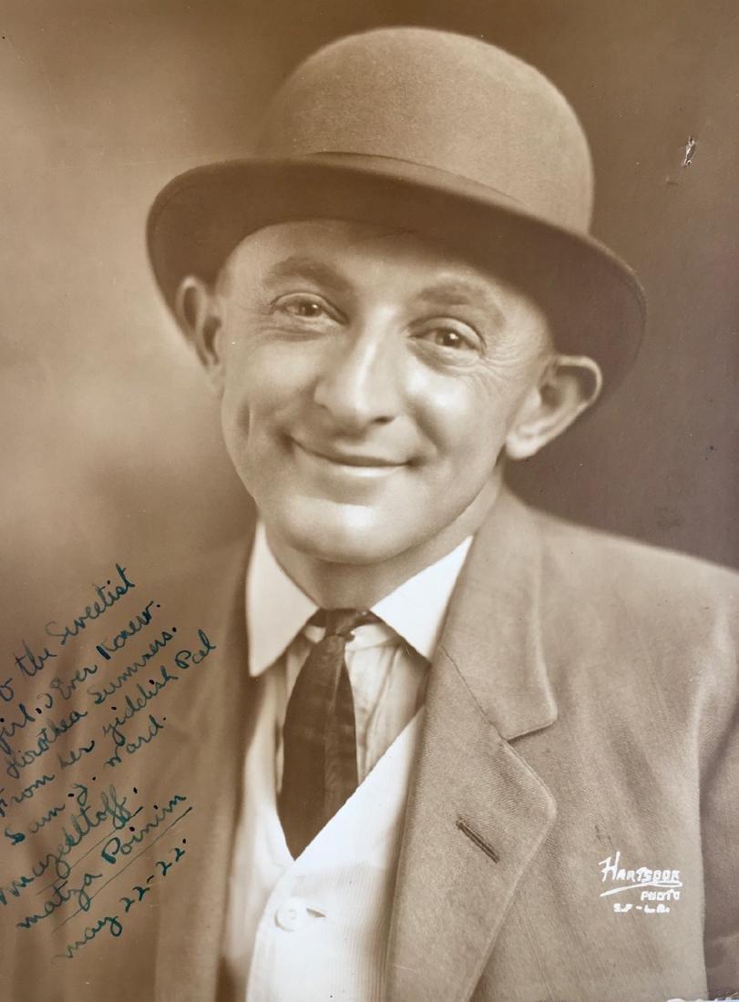 12 Silent Screen Actors Autographed Photos - 4