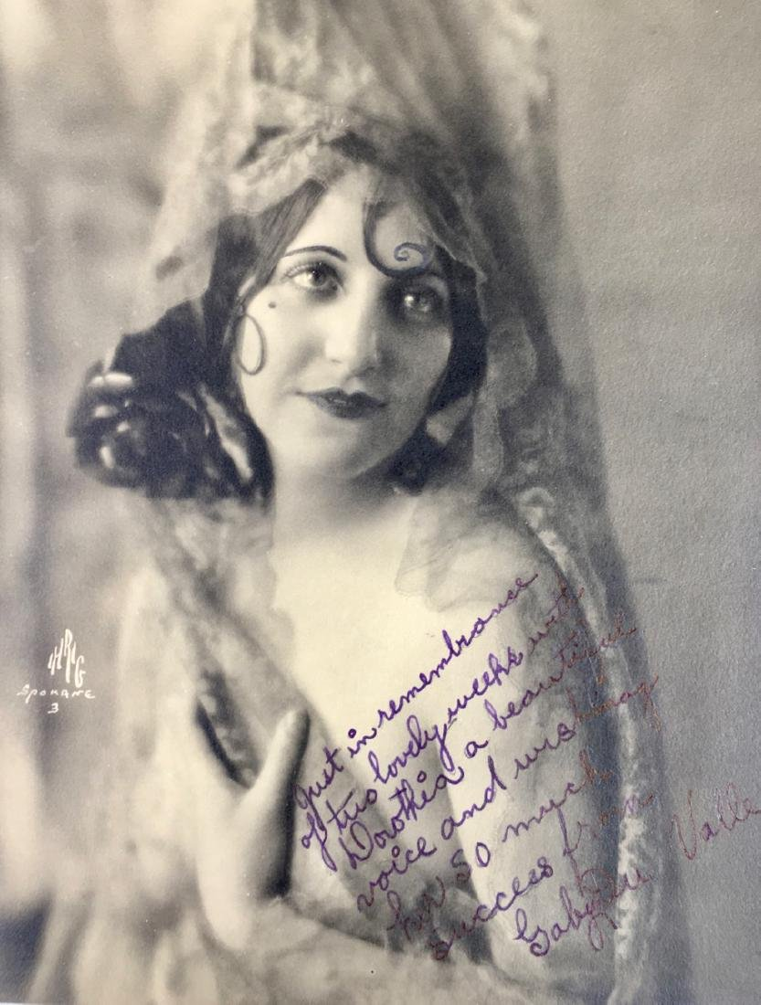12 Silent Screen Actors Autographed Photos - 6