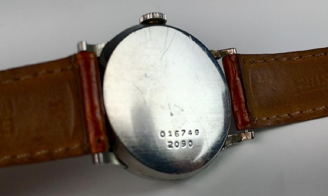 Rolex Stainless Steel 17 Jewels Wrist Watch - 4