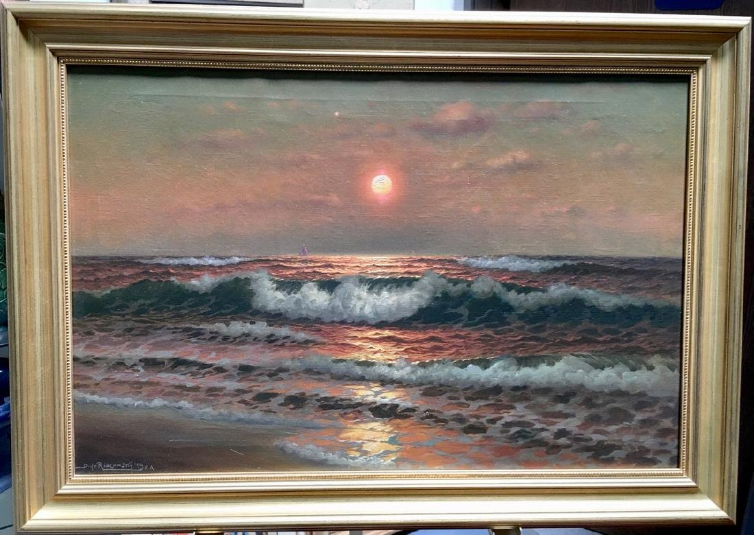 Richard Dey de Ribcowsky Seascape