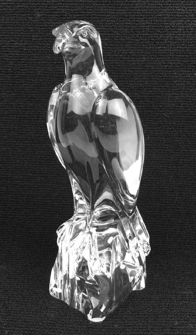 "Baccarat Crystal ""Falcon"" - 2"
