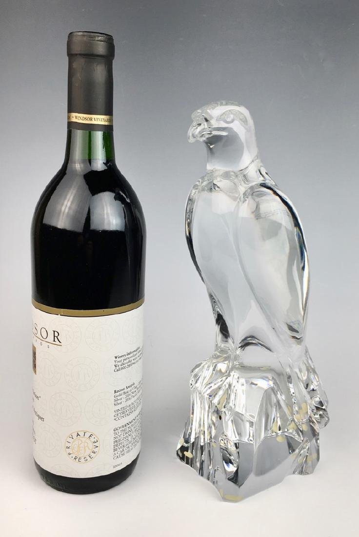 "Baccarat Crystal ""Falcon"" - 6"