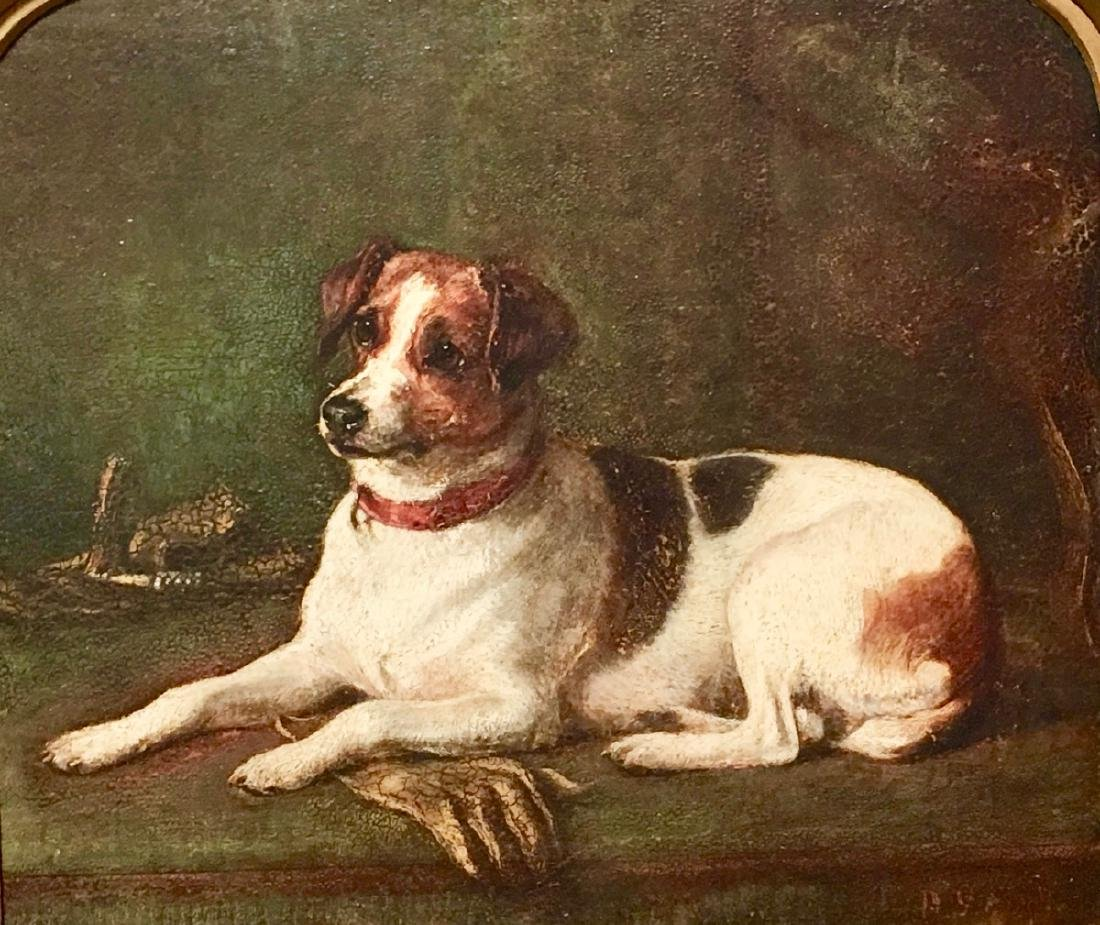Gourlay Steell Jack Russell Terrier Painting - 2