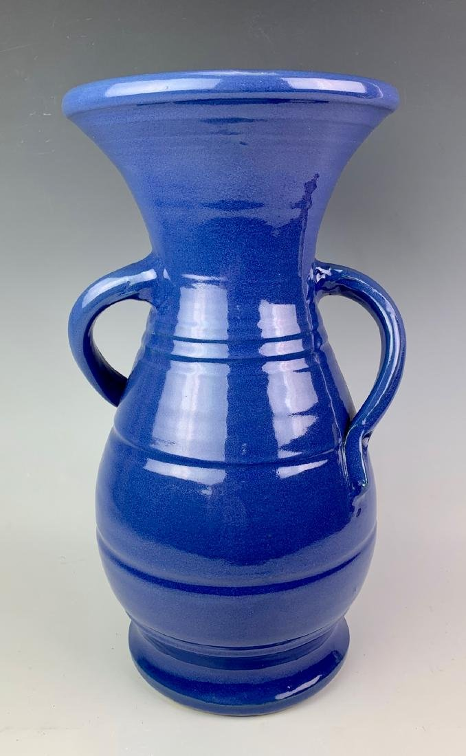 "Bauer Matt Carlton ""Hands on Hips"" Pottery Vase"