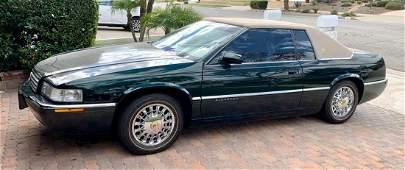 1996 Classic Cadillac Eldorado Coupe 37,000 Miles