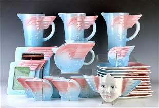 28 Vandor 1979 Porcelain Wares New Old Stock