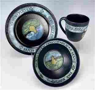 Paul Revere Pottery Saturday Evening Girls