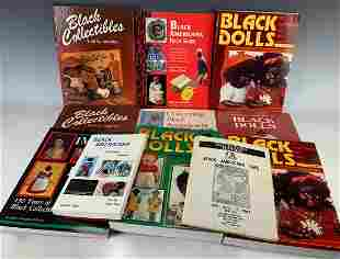 Group of 1 Black Americana Reference Books
