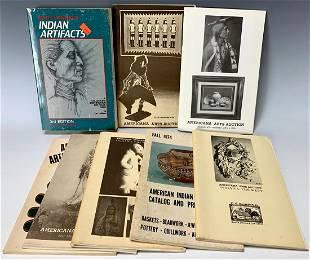 8 Native American Artifact Price Guides