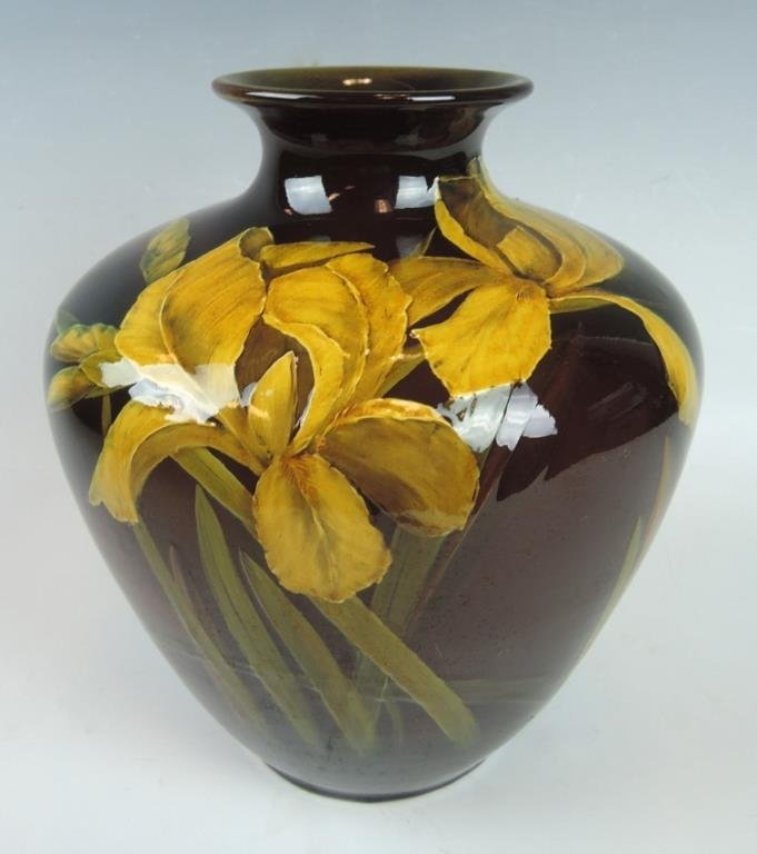 Rookwood Standard Glaze Pottery Vase
