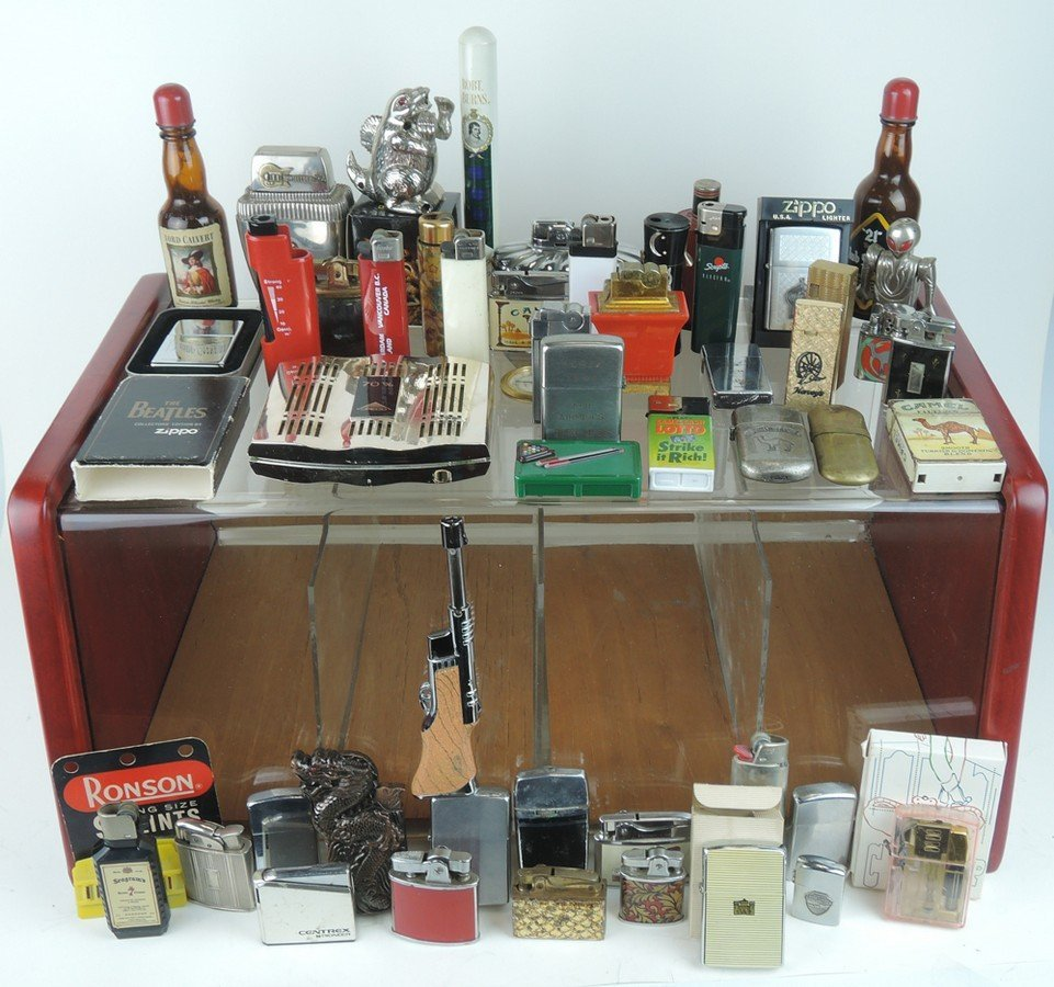 Large Group of Vintage Lighters - 4