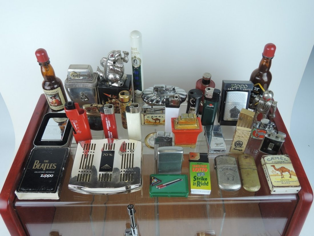 Large Group of Vintage Lighters - 5