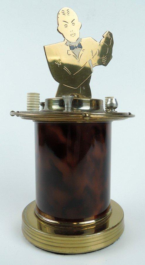 Art Deco Cigarette Dispenser - 2