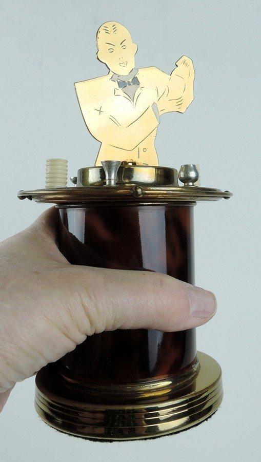 Art Deco Cigarette Dispenser - 3