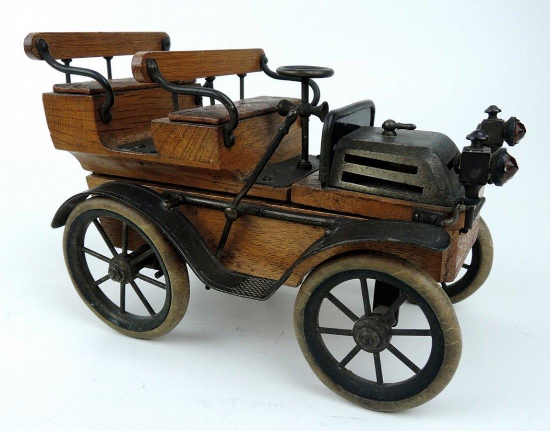 Antique Automobile Humidor
