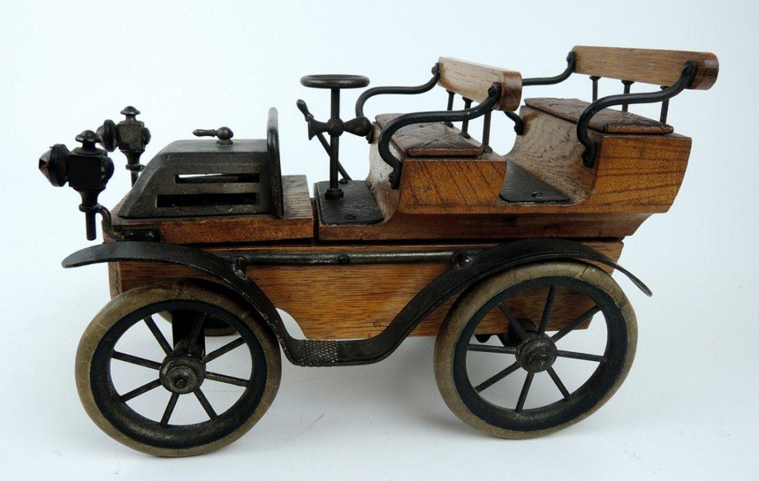 Antique Automobile Humidor - 2