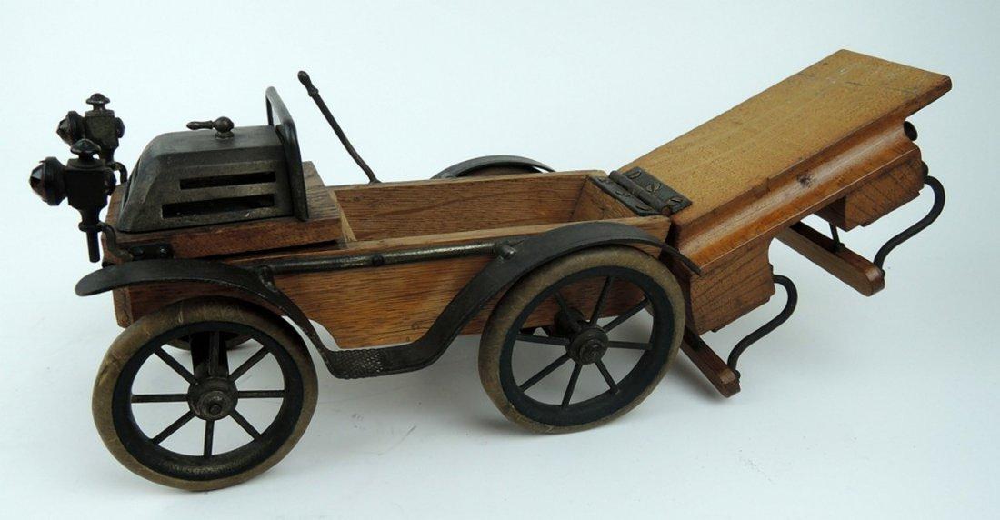 Antique Automobile Humidor - 3