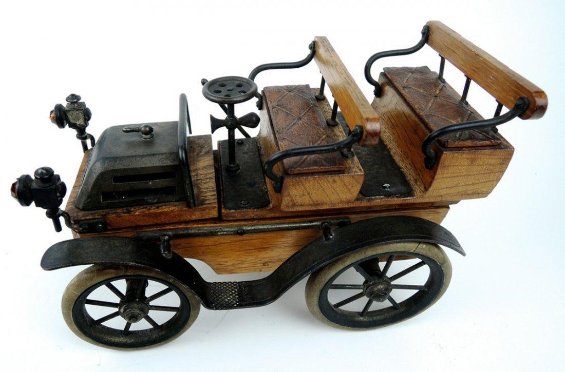 Antique Automobile Humidor - 4