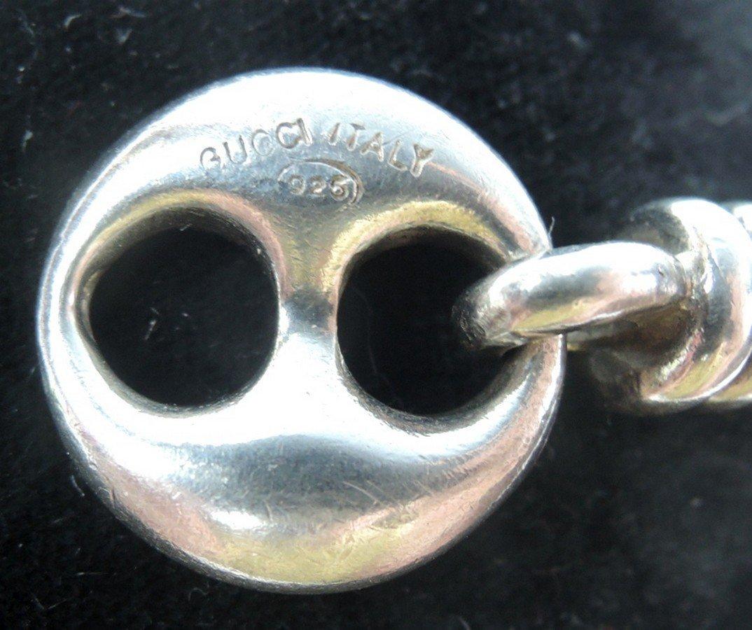 Gucci Sterling Silver Bracelet - 2