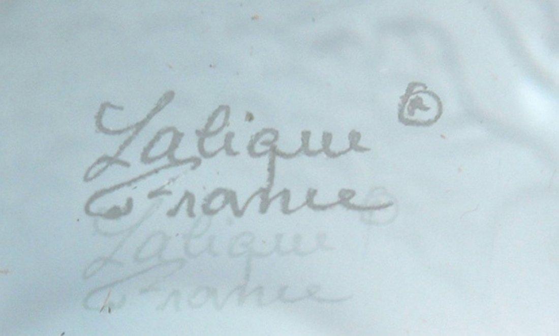 Lalique Xian Vase w Original Box - 5