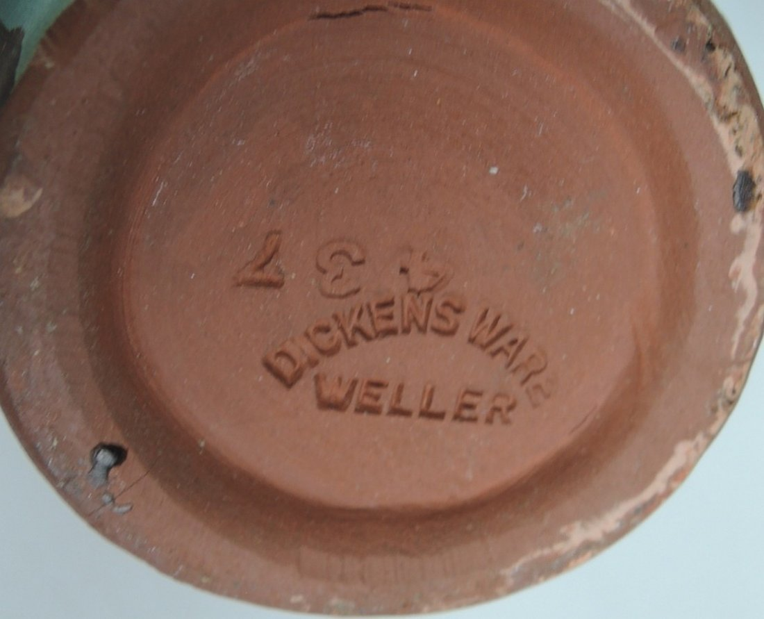 Weller Dickensware Golfer - 3