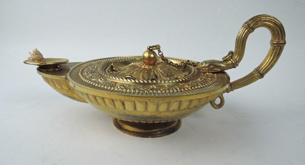 Aladdin's Lamp Cigar Lighter
