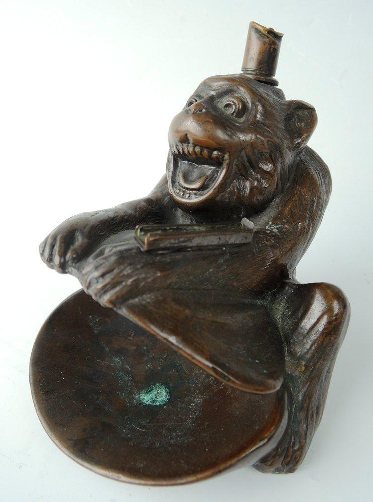 Ronson Monkey Cigar Lighter