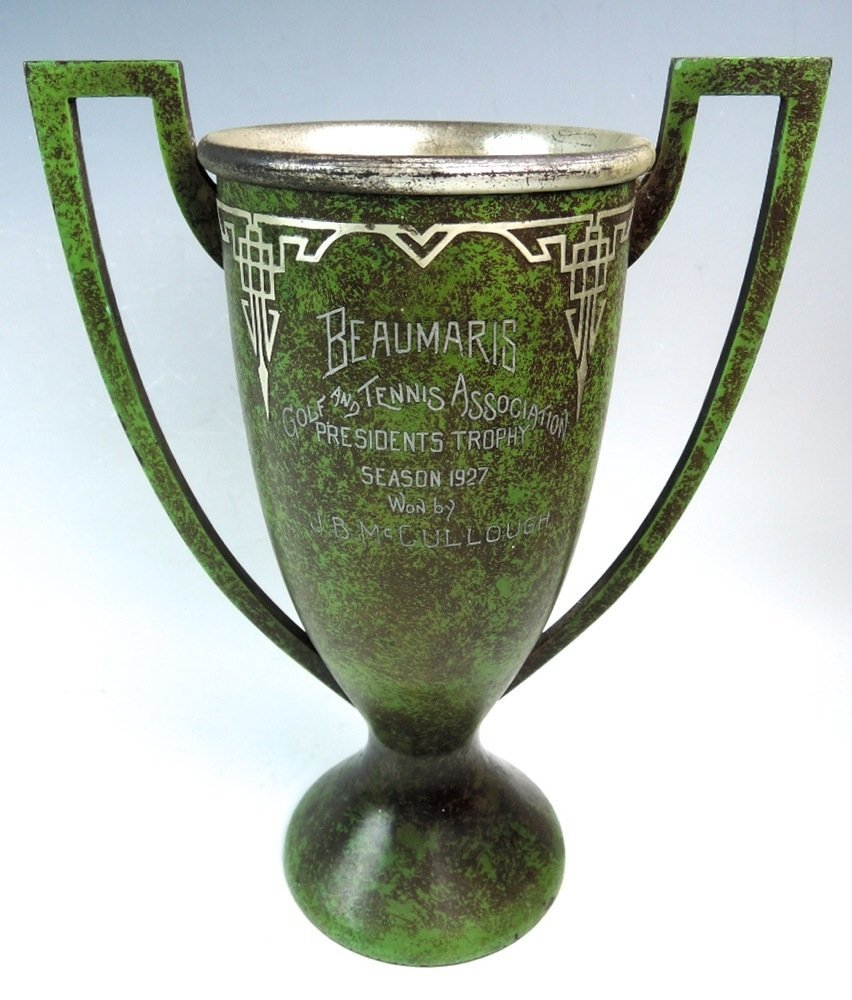 Heintz Arts & Crafts Trophy c.1905-1925