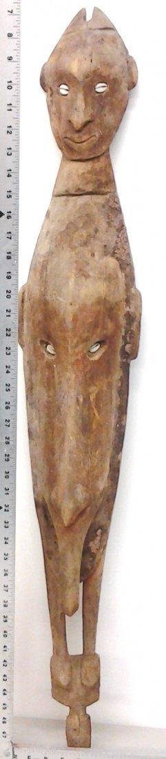 "Ancient Papua New Guinea Sepik River ""MEI"" Mask"