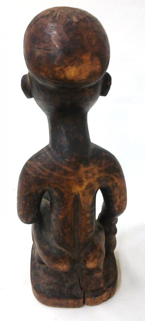 African Antique Fertility Statue  (Part of a Private - 3