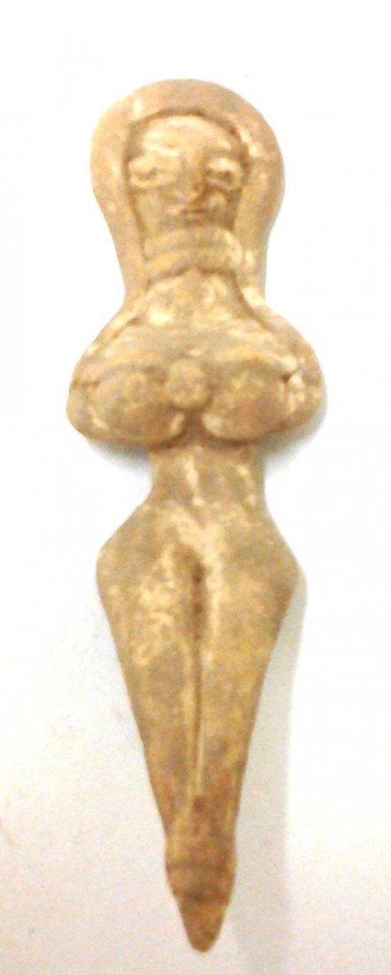 4-Ancient Fertility Goddess-Mehrgath Figurine,