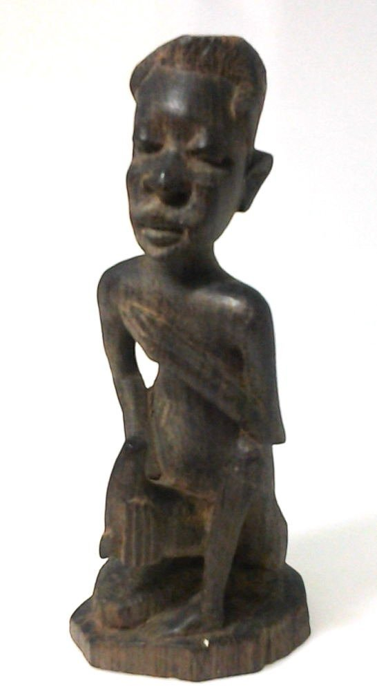African Antique Tribal Statue