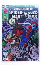 Comic Book Stored in Plastic Liner (Vintage)