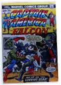 Comic Book Stored in Plastic Liner (Vintage)(116)