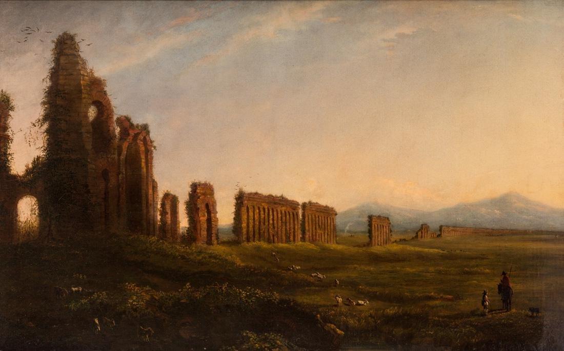 HERMANN DAVID SOLOMON CORRODI (ITALIAN 1844-1905)