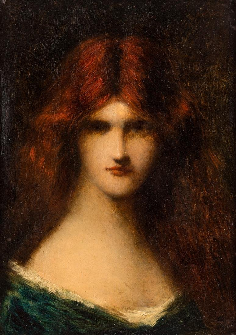 JEAN-JACQUES HENNER (FRENCH 1829-1905)