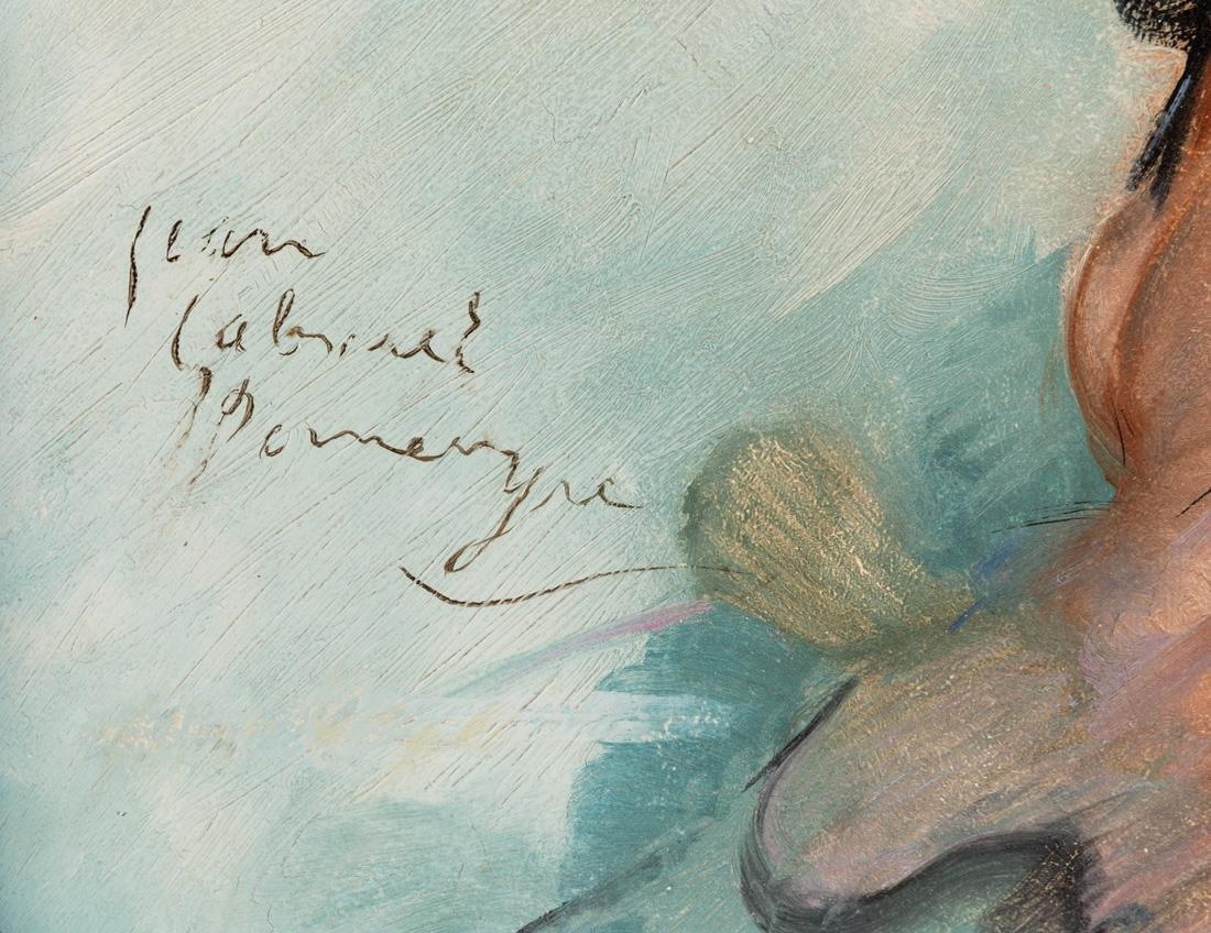 JEAN-GABRIEL DOMERGUE (FRENCH 1889-1962) - 3