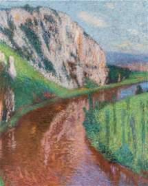 HENRI MARTIN (FRENCH 1860-1943)
