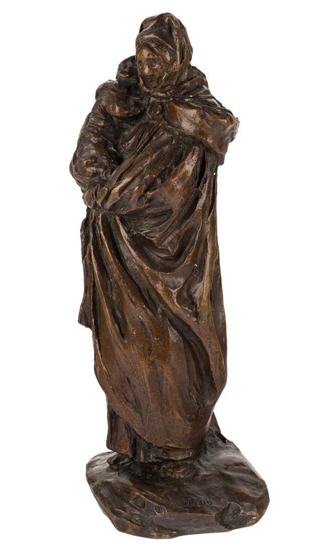 AIME-JULES DALOU (FRENCH 1838-1902) - 2