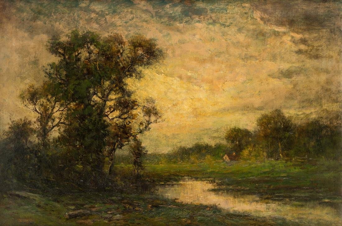 EDWARD LOYAL FIELD (AMERICAN 1856-1914)