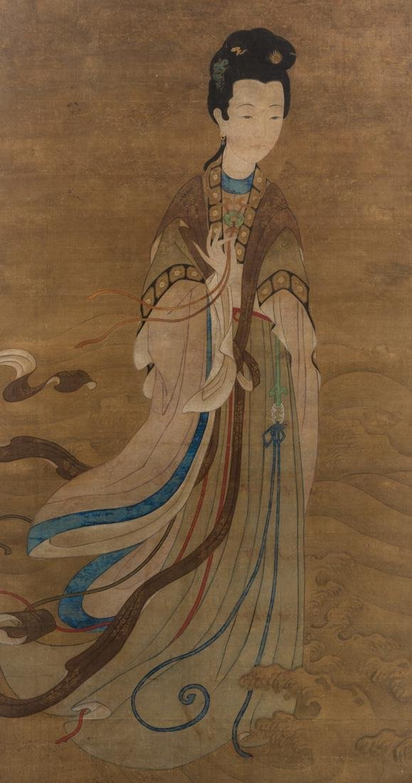 CHINESE 17TH-18TH CENTURY
