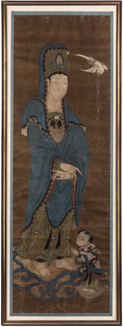 CHINESE LATE 17TH CENTURY - 2