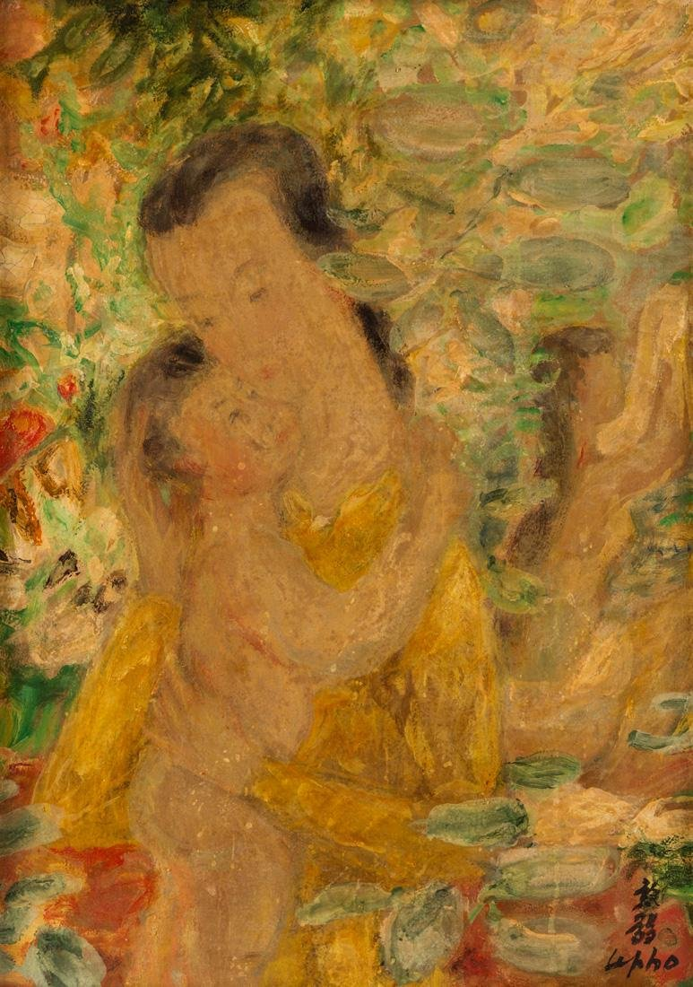 LE PHO (VIETNAMESE-FRENCH 1907-2001)