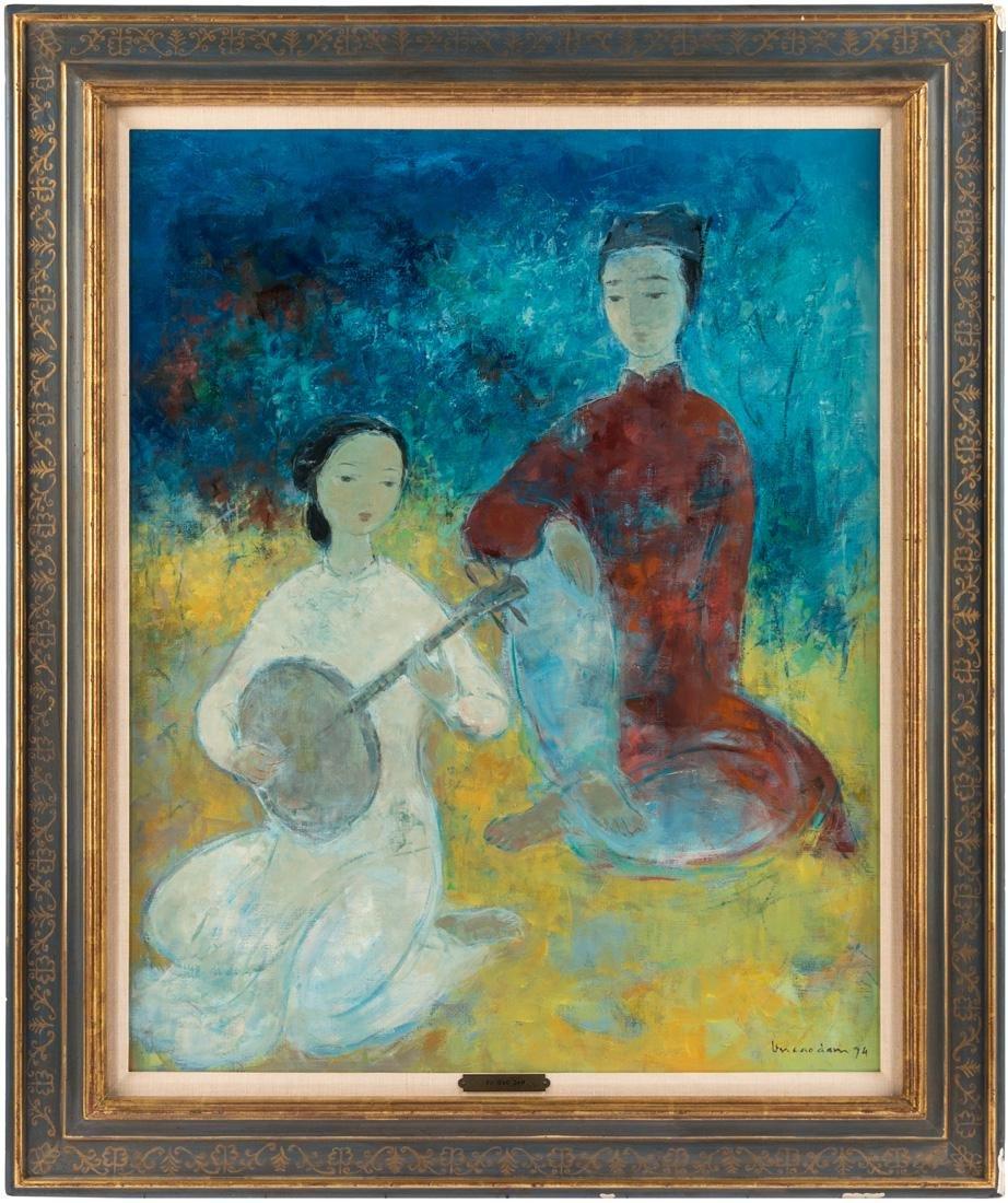VU CAO DAM (VIETNAMESE-FRENCH 1908-2000) - 2