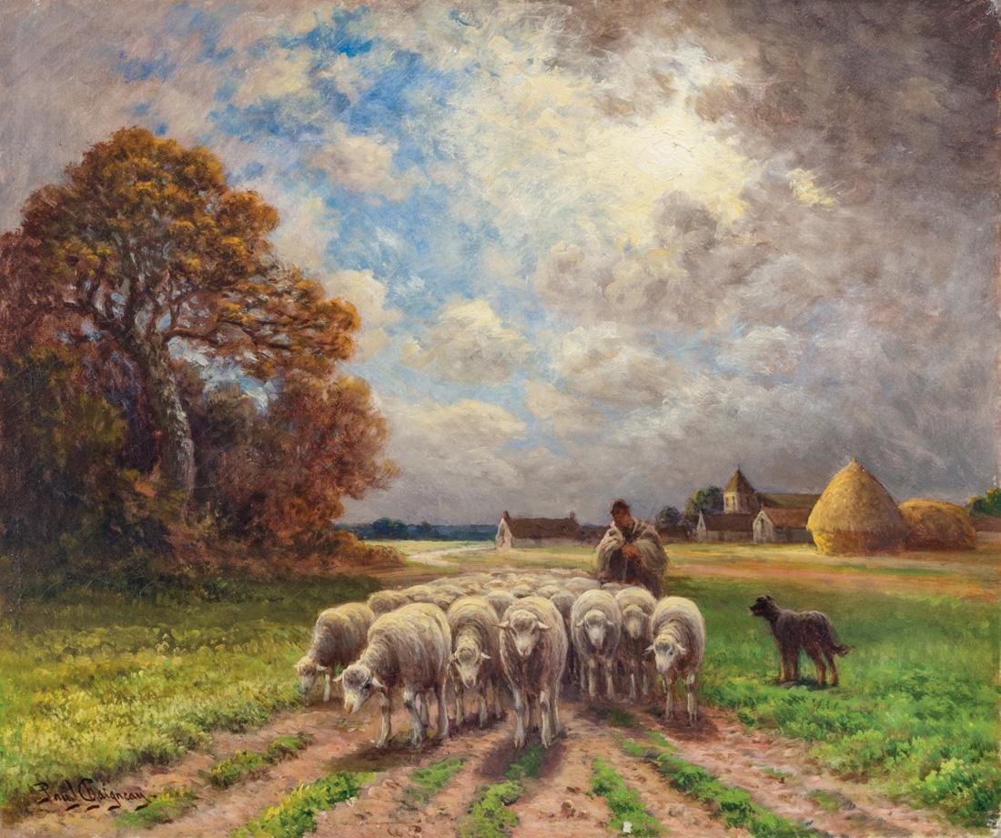 CHARLES-PAUL CHAIGNEAU (FRENCH 1879-1938)
