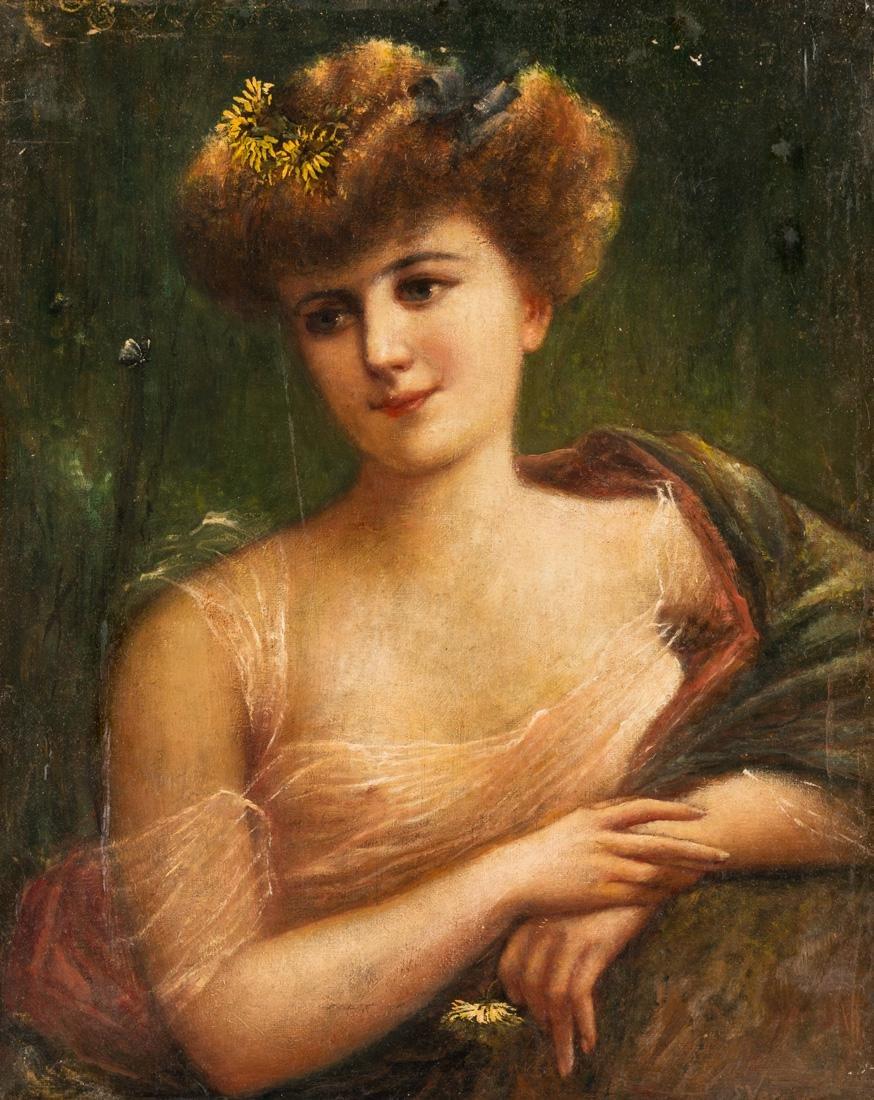 EMILE VERNON (FRENCH 1872-1920)