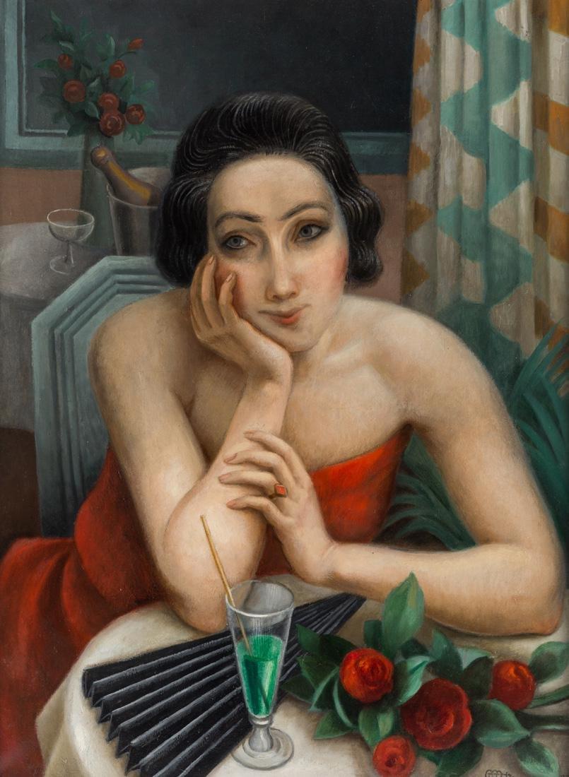 JEAN METZINGER (FRENCH 1883-1956)
