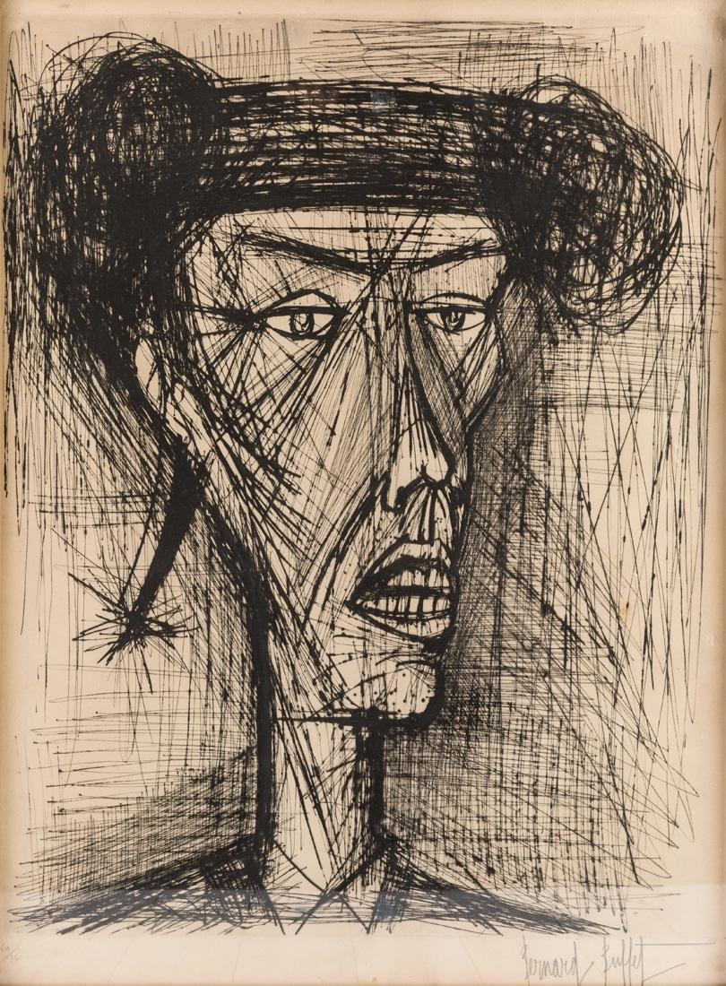 BERNARD BUFFET (FRENCH 1928-1999)