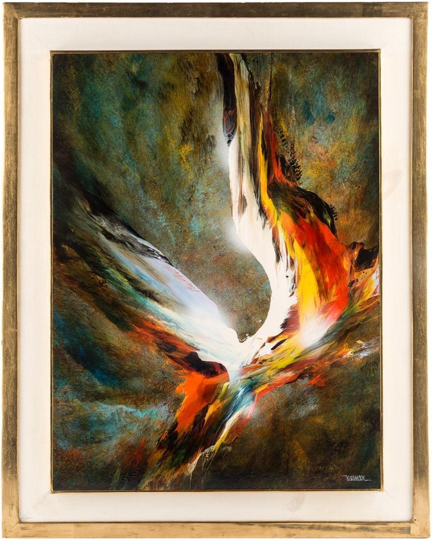 LEONARDO NIERMAN (MEXICAN B. 1932) - 2