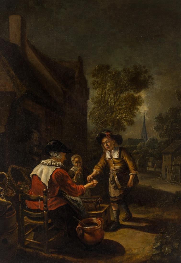 DOMINICUS VAN TOL (DUTCH c. 1635-1676)